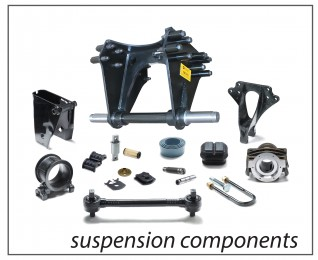 SUSPENSION AND STABILIZER