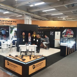 XXII edition of the EXPOPARTES : Bogota